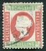 N°07-1869-HELIGOLAND-VICTORIA-3/4S-VERT ET CARMIN